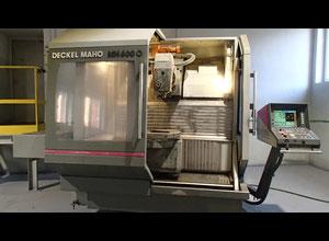 Deckel Maho MH 600 C CNC-Fräsmaschine Universal