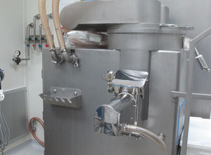 Aeromatic Single spot SP65 Pharmazeutische Granulator