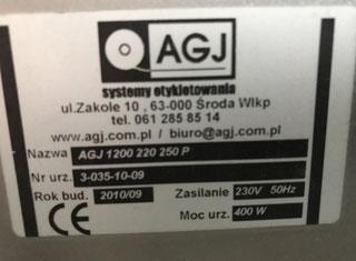 AGJ SER 4000 P80910059