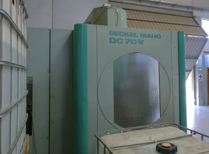 Dikey işleme merkezi Deckel Maho Gildemeister DC 70 V