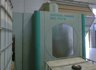 Deckel Maho Gildemeister DC 70 V P80911050