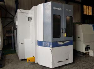 Mori Seiki SH-50 Machining center - horizontal