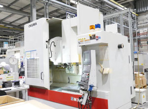 Okuma MX 55 VB Machining center - vertical