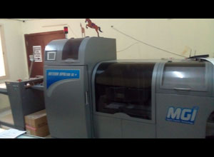 MGI Meteor DP8700 XL + Paper machine