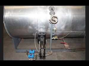 Attsu RL 1500/8,4 Industrial boiler