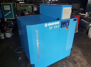 Boge SF 24-2 Oiled screw compressor