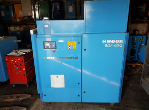 Boge SDF 60 Oiled screw compressor