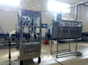 Tadbik Labelling & The Marking Systems SLV-100 Etikettiermaschine