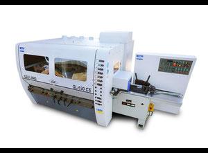 Gau Jing GL-530CE Gebrauchte Mehrkopf-Kehlmaschine