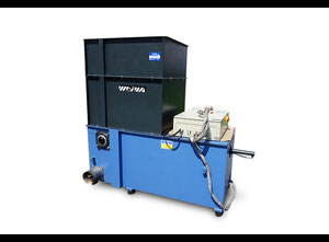 Weima WL 6S Wood chipping machine