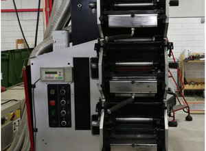 Mark Andy Edale Alpha Label printing machine