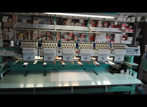 Tajima TMFIIC 6C Embroidery machine