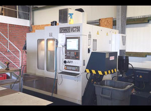 SPINNER VC 750 Machining center - vertical