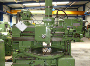 Lorenz S7/1000 Gear shaping machine