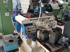 Lorenz MSM Gear milling machine