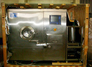 Turbina di copertura / spalmatrice Bpt Procoat Skerman Ltd Coating Machine