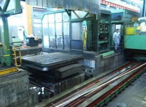 Pama Speedram CNC Tischbohrwerk