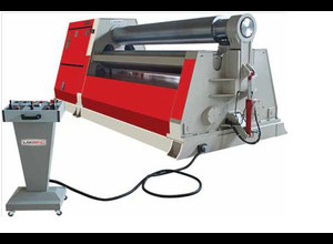 Akyapak AHK 30/10-13/AHKY 300x3100 Plate rolling machine
