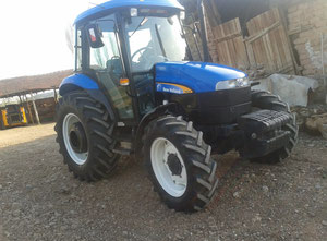 Pelleteuse / Bouteur / Chargeuse New Holland TD 65D