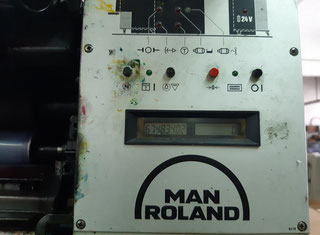 Man Roland 202 TOB P80923011