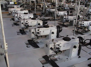 Durkopp Adler 767 Automatic sewing machine