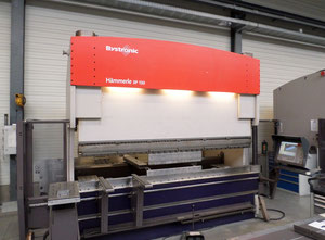 Cnc / NC abkant pres Bystronic Hammerle 3P 130 310