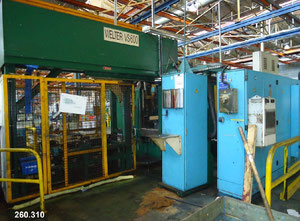 Rectifieuse cylindrique Welter VS-600