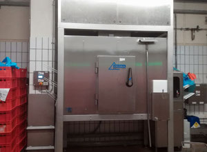 Machine pour glaces Ziegra ICE Machine with Silo
