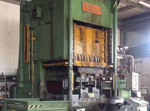 Radaelli Mediterraneo 4 Cold forging machine