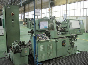 Used Sykes 450h Horizontal gear hobbing manual machine