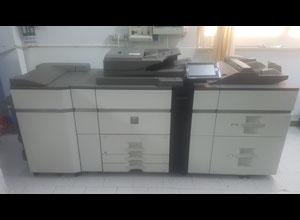 Maszyna do przetwórstwa papieru Sharp Mx-Mx1054