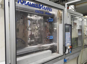 Krauss Maffei KM 350-1900 C2 MC4 Injection moulding machine