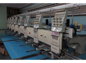 Barudan  Embroidery machine