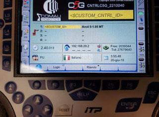 Comau Smart 5 nm arc Fronius tps4000 P80927088
