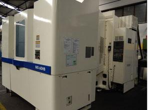Okuma MX-60HB Горизонтальный обрабатывающий центр