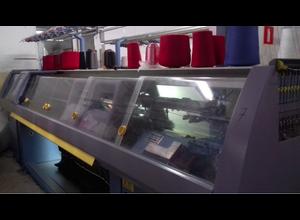 Métier à tricoter rectiligne Stoll 422 TC- E-7
