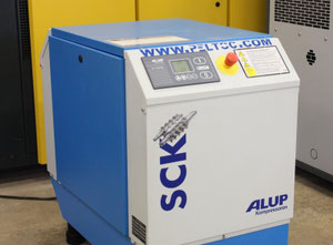 Screw compressor Alup SCK 10-8