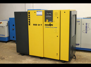 Screw compressor Kaeser BSD 81 T