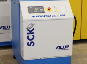 Screw compressor Alup SCK 42-10