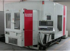 Quaser MKIIH Machining center - horizontal
