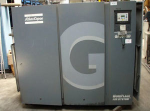ATLAS COPCO GA55V80 Oiled screw compressor