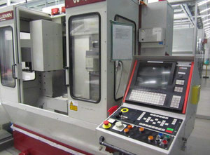 WILLEMIN MACODEL W418 high speed machining center