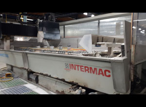 Intermac Masterbevel 1500 Glass bevelling machine