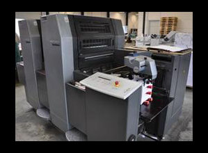 Heidelberg Speedmaster SM 52-2 Offset two colours