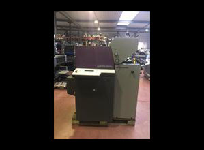 Heidelberg Quickmaster QM 46-2 Offset two colours