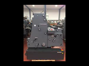 Heidelberg Printmaster GTO 52-1 Offset one colour