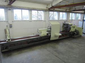 Schwerdrehmaschine JANUS TKC 1000/6000
