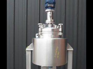 Used Prominox Industrie Cuve Tank