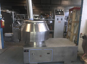 Used Aeromatic Gea PMA 400 Pharmaceutical granulator