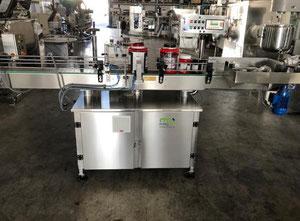 Multi format MC-220 Etikettiermaschine